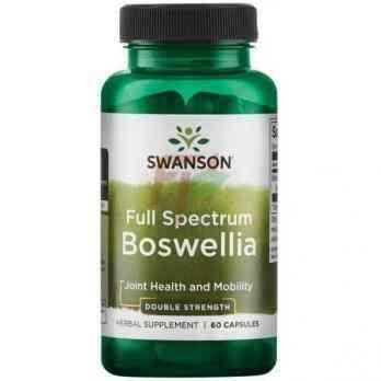 Swanson Full Spectrum Boswellia - Double Strength (800 мг× 60 капсул)