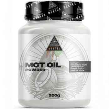 Biohacking Mantra MCT Oil Powder (200 гр)
