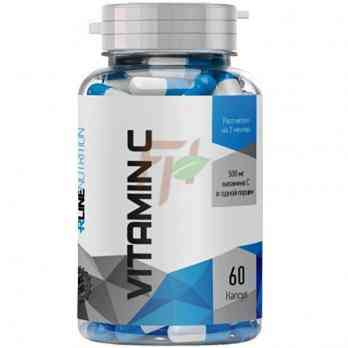 R-Line Nutrition Vitamin C (500 мг × 60 капсул)