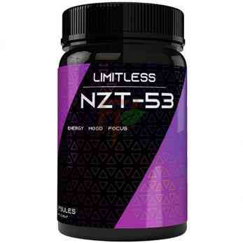 Limitless Lab NZT-53 (60 капсул)