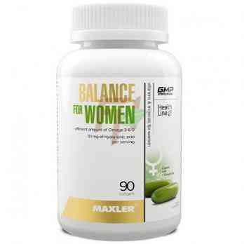 Maxler Balance For Women (90 капсул)