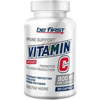 Be First Vitamin C (900 мг × 90 капсул)
