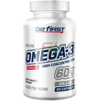 Be First Omega-3 60% (60 капсул)