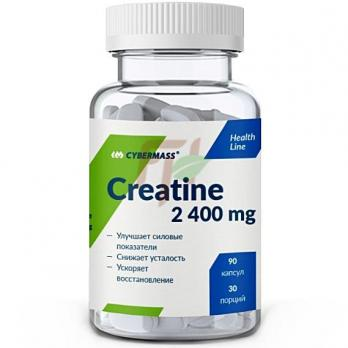 Cybermass Creatine (800 мг × 90 капсул)