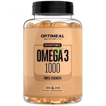 Optimeal Omega-3 1000 (200 капсул)