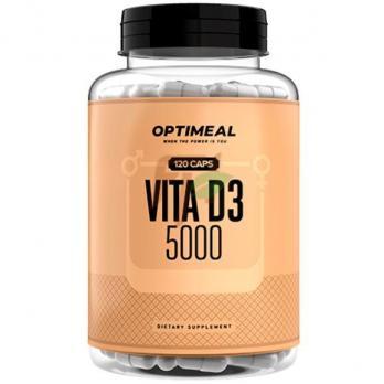 Optimeal Vita D3 5000 (120 капсул)