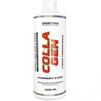 Sport Tech Collagen Liquid Concentrate (1000 мл / 40 порций)