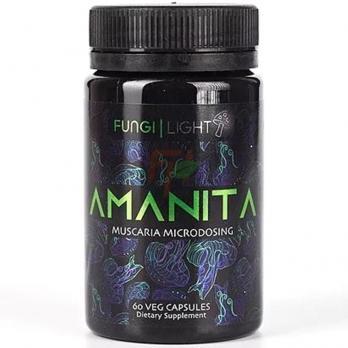 FungiLight Amanita (300 мг × 60 капсул)