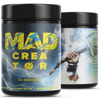 MAD CreaTOR (240 капсул)