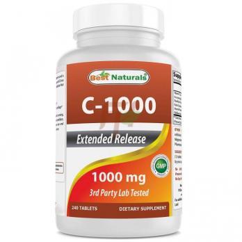 Best Naturals C-1000 (240 таблеток)