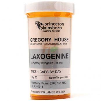 Princeton Plainsboro Laxogenine (65 мг× 30 капсул)