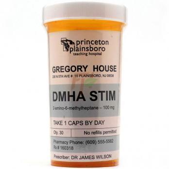 Princeton Plainsboro DMHA Stim (100 мг × 30 капсул)