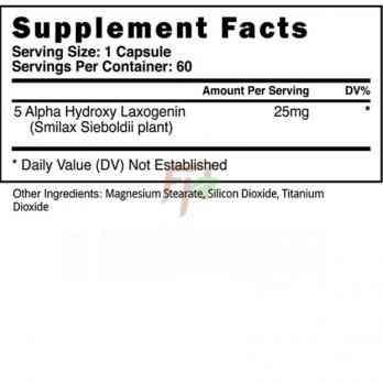 Blackstone Labs Anogenin supplement facts