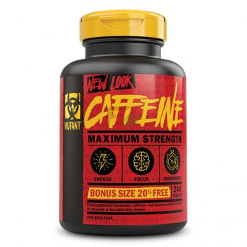 Mutant Caffeine (200 мг ×240 капсул)