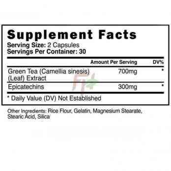 Blackstone Labs EpiCat supplement facts