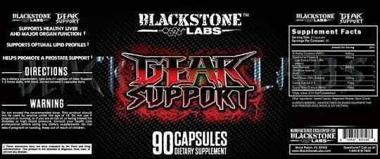 Blackstone Labs Gear Support 90 капсул описание