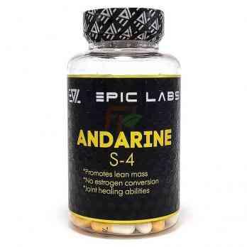 Epic Labs Andarine S-4 - Купить SARM Андарин S4