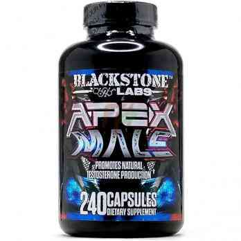 Тестобустер Blackstone Labs Apex Male 240 капсул