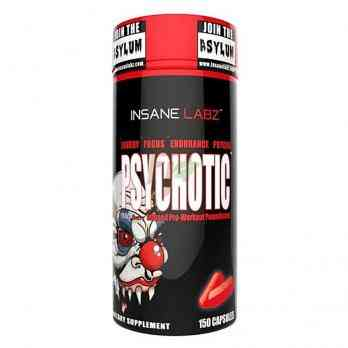 Insane Labz Psychotic capsules Купить в Москве