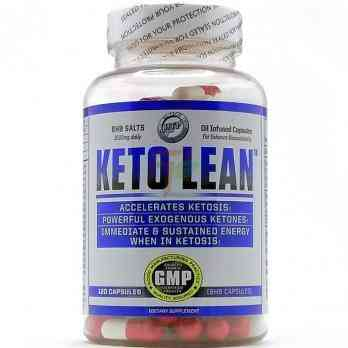 Hi-Tech Pharmaceuticals Keto Lean 120 caps