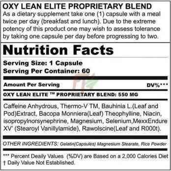 Oxy Lean