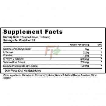 Сонник Blackstone Labs Anesthetized Список ингредиентов