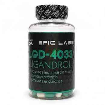SARM Epic Labs Ligandrol Купить в Москве