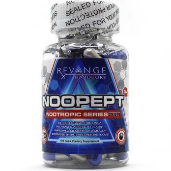 Revange Hardcore Noopept Rx Pro (100 капсул)