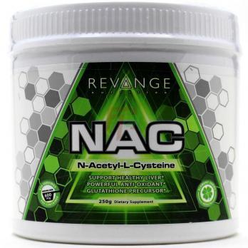 Revange Nutrition NAC - N-Acetyl Cysteine (250 гр)