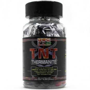 GEC TNT Thermanite (60 капсул)