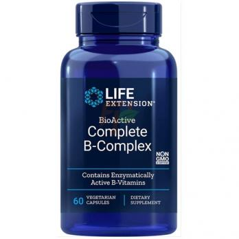 Life Extension Complete B-Complex (60 капсул)