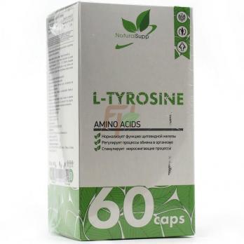 NaturalSupp L-Tyrosine (500 мг × 60 капсул)