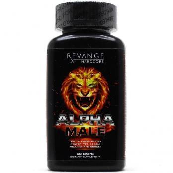 Revange Hardcore Alpha Male (60 капсул)