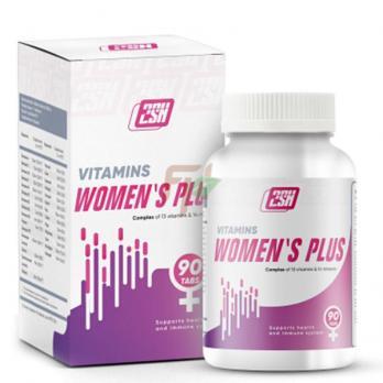 2SN Vitamins Women's Plus (90 таблеток)