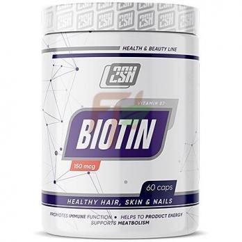 2SN Biotin (150 мкг × 60 капсул)