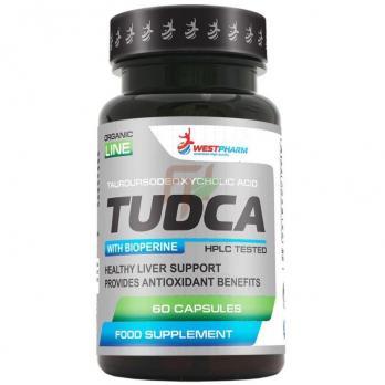 Westpharm TUDCA (250 мг × 60 капсул)