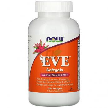 NOW EVE Softgels (180 капсул)