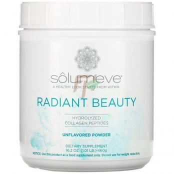 Solumeve Radiant Beauty - Hydrolyzed Collagen Peptides (460 гр)
