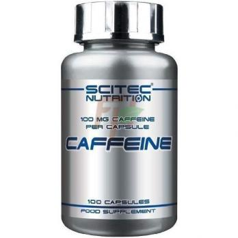 Scitec Nutrition Caffeine (100 мг × 100 капсул)