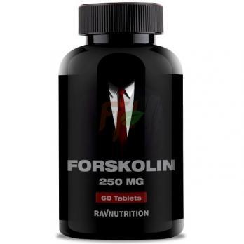 Ravnutrition Forskolin (250 мг × 60 таблеток)
