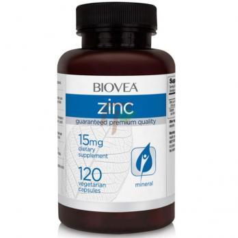 Biovea Zinc (15 мг× 120 капсул)