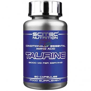 Scitec Nutrition Taurine (1000 мг × 90 капсул)