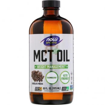 MCT Oil [Unflavored] (473 ml)