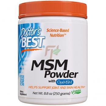 Doctor's Best MSM Powder (250 гр)