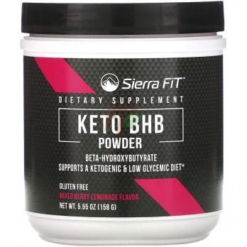 Sierra Fit Keto BHB Powder (158 гр)