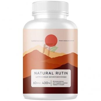 Elementica I organic Natural Rutin (300 мг × 60 капсул)
