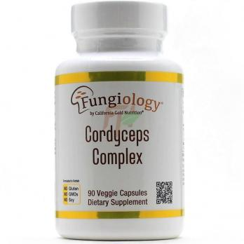 Fungiology Cordyceps Complex (90 капсул)