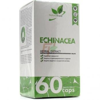 NaturalSupp Echinacea (400 мг ×60 капсул)
