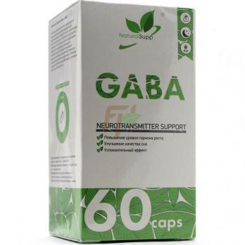 NaturalSUPP GABA (60 капсул)