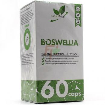 NaturalSupp Boswellia (500 мг × 60 капсул)